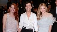 """Kristen Stewart, Juliette Binoche e  Chloë Grace Moretz in """"Sils Maria"""""""