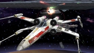 X-Wing Starfighter di Star Wars