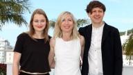 Jessica Hausner e il cast di Amour fou