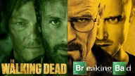 Breaking Bad, The Walking Dead