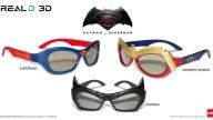 Occhiali 3D RealD