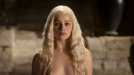 Emilia Clarke in Games of Thrones