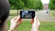 ripresa video con cellulare