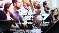 Vin Diesel saluta la folla di fan