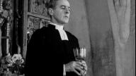 """Gunnar Björnstrand in """"Luci d'inverno"""" di Ingmar Bergman"""