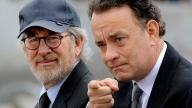 Spielberg e Hanks