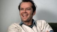 """Jack Nicholson in """"Qualcuno volò sul nido del cùculo"""""""