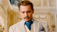 "Johnny Depp in ""Mortdecai"""