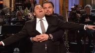 Leonardo DiCaprio e Jonah Hill