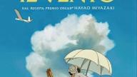 Locandina di Si alza il vento di Miyazaki