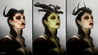 Concept art di Maleficent