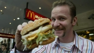 Morgan Spurlock - Super Size Me