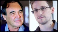 Oliver Stone ed Edward Snowden