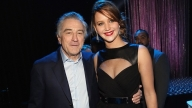 Robert De Niro e Jennifer Lawrence
