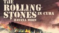 il poster di The Rolling Stones in Cuba
