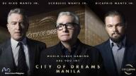 Robert De Niro, Martin Scorsese e Leonardo DiCaprio