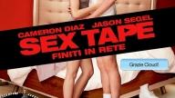 Locandina di Sex Tape - Finiti in rete