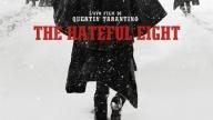 Locandina di The Hateful Eight Quentin Tarantino