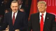 Frank Underwood e Donald Trump