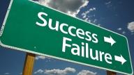 fallimento e successo