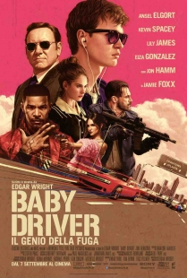 Locandina di Baby Driver