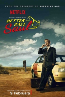 Locandina Better Call Saul