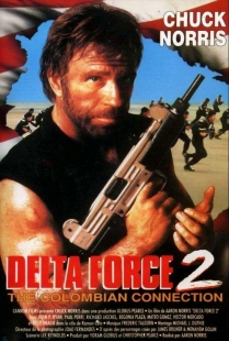 """""""Delta Force 2 Colombia Connection- Il Massacro (Delta Force 2: Operation Stranglehold)(Usa 1990), Aaron Norris.U.S. Posters sheet.jpg"""