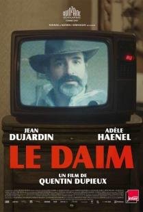 La locandina di Le daim - Doppia pelle