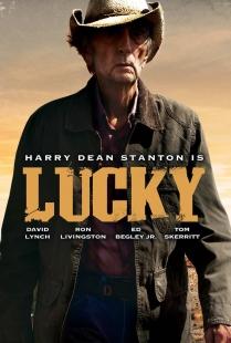 La locandina di Lucky