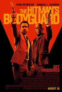 """La locandina di """"The Hitman's Bodyguard - La guarda del corpo del sicario"""""""
