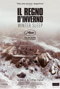 Locandina di Il regno d'inverno - Winter Sleep