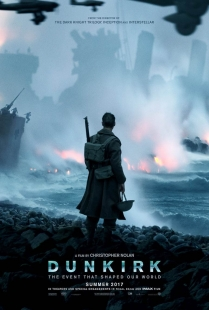 """Dunkirk""(G.B.- Usa 2017), Christopher Nolan. U.S. Sheet Posters -1."