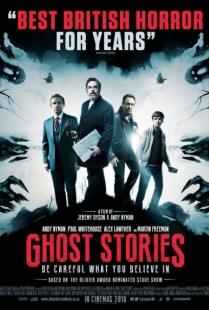 """Ghost Stories""(G.B. 2017), Andy Nyman e Jeremy Dyson. U.K. official sheet"