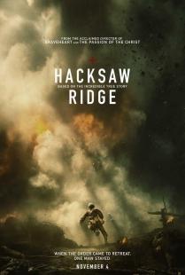 Locandina di Hacksaw Ridge
