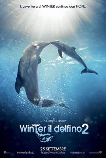 Locandina di L'incredibile storia di Winter il delfino 2