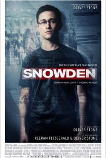 Locandina di Snowden