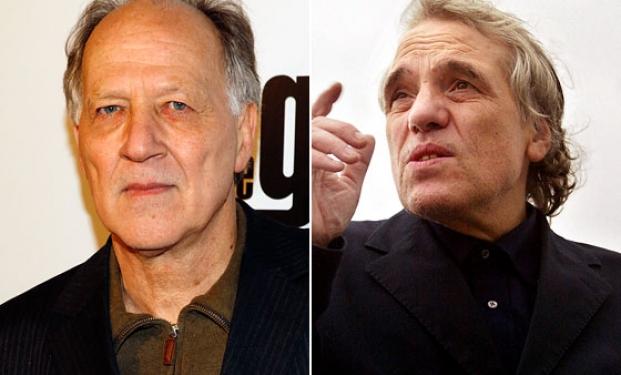Werner Herzog e Abal Ferrara