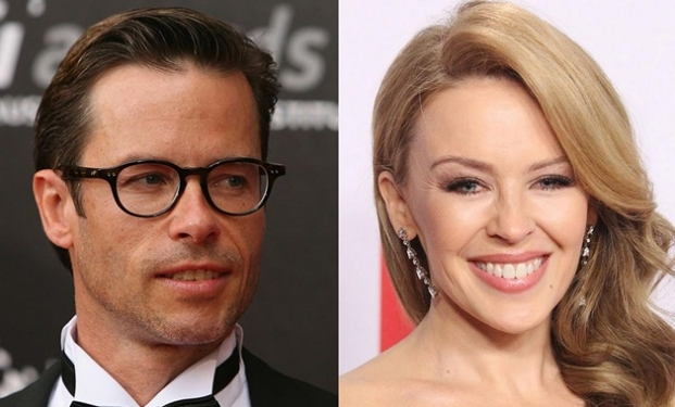 Guy Pearce, Kylie Minogue