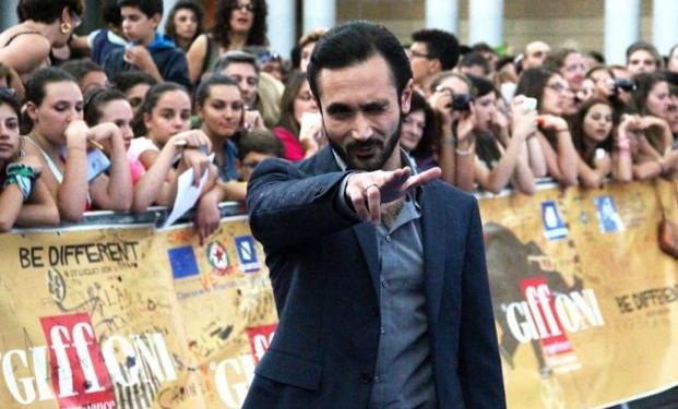 Marco Palvetti al Giffoni Film Festival