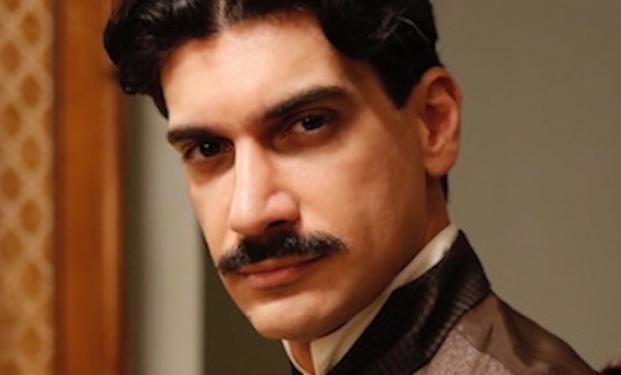 Alessandro Parrello interpreta Nikola Tesla