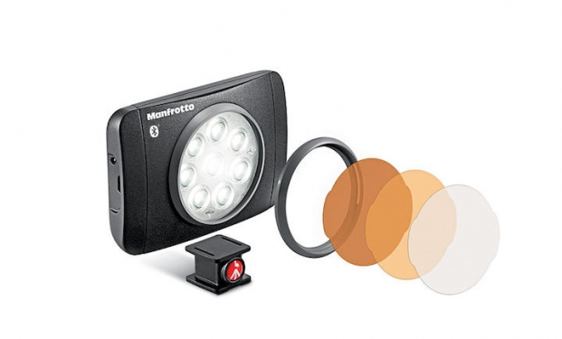Manfrotto Lumimuse 8 BT