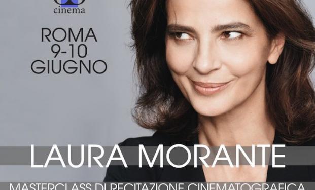 Masterclass con Laura Morante
