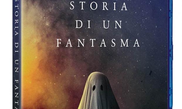 Storia di un fantasma in Blu-Ray