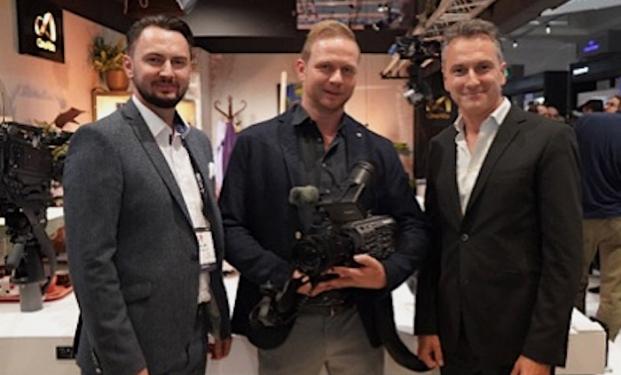 accordo Teltec Sony su PXW-FX9