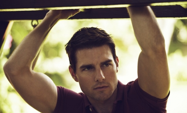 Che spento Tom Cruise in