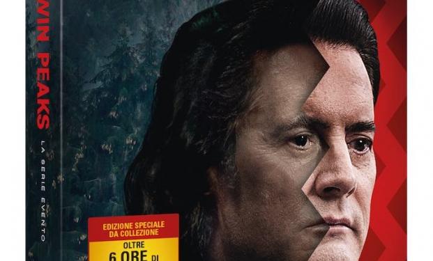 Il nuovo Blu-Ray di Twin Peaks terza stagione