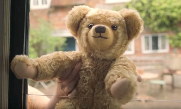 Addio Christopher Robin: online il primo trailer italiano