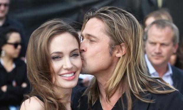 Angelina Jolie - Brad Pitt: accordo sui figli