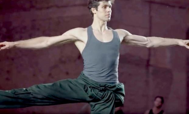 roberto bolle larte della danza film leccellenza italiana al cinema tre giorni