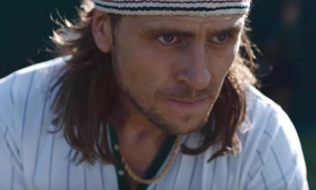 La storia del tennis mondiale nel teaser trailer italiano di Borg McEnroe